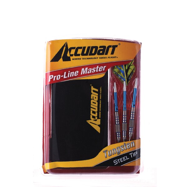Pro Line 80% Tungsten Dart Set by Accudart